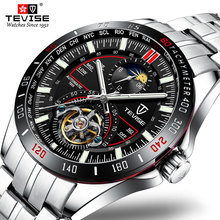 2019 Tevise Mechanical Watches Fashion Luxury Men's Automatic Watch Clock Male Business Waterproof Wristwatch relogio masculino