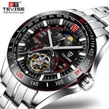 Masculi 30 ファッション高級メンズ腕時計自動時計男性ビジネス メートル防水腕時計レロジオ