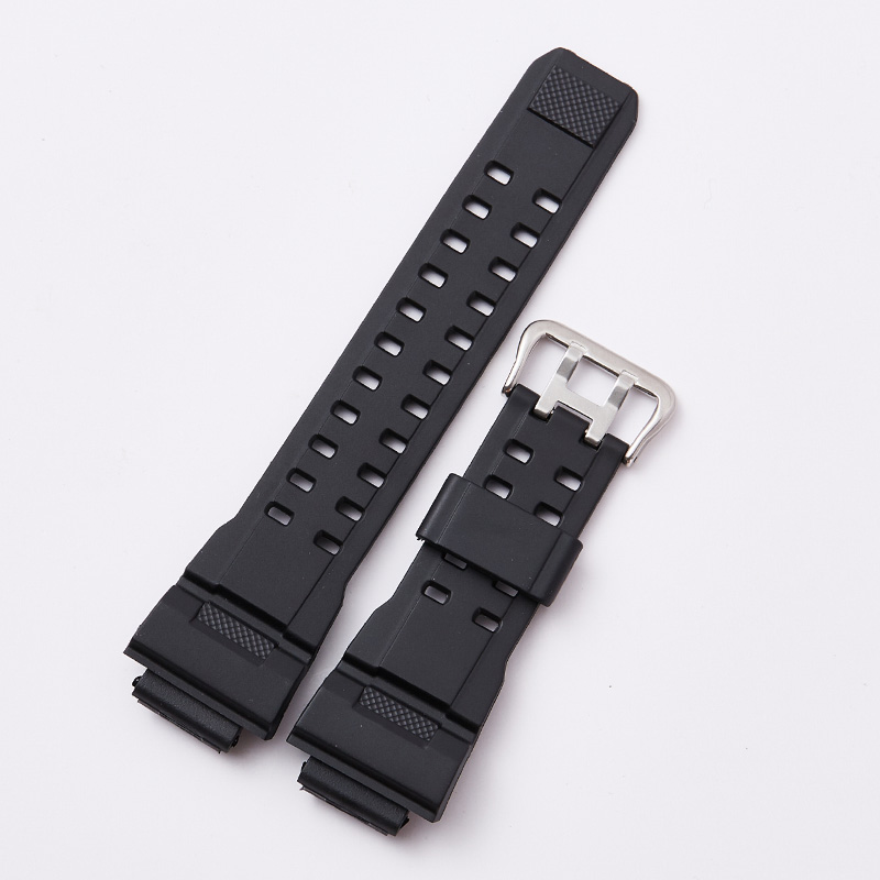 Zwart Siliconen Rubber Horloge Band for Casio G-shock <font><b>GW</b></font>-<font><b>9400</b></font> Watches Replacement Men Wristband Women Rubber Belt Waterproof image