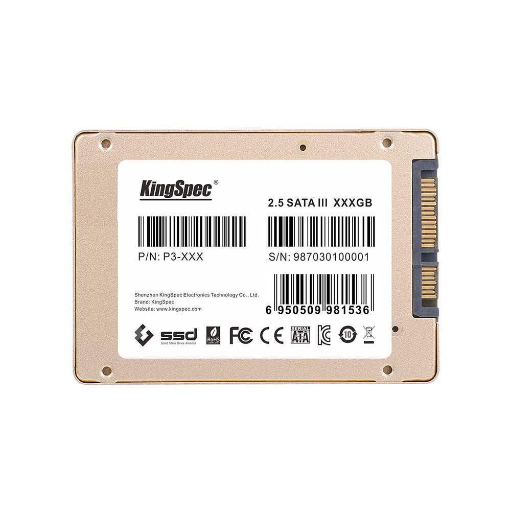KingSpec SSD 240 ГБ 480 ГБ 1 ТБ диск твердотельный накопитель 2,5 ''SATAIII 6 ГБ/сек. SATA3 1 ТБ SSD внутренний жесткий диск SSD