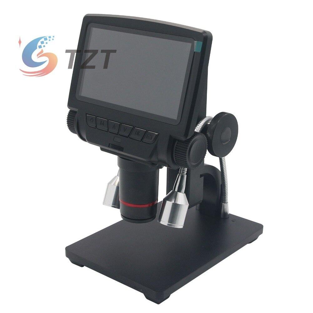 2018 nouvel outil de réparation de carte PCB ADSM301 Andonstar 5 pouces écran USB HDMI Microscope numérique