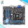 Для Asus P8B75-M LE Оригинальный Используется Для Рабочего Материнская Плата Для Intel B75 Socket LGA 1155 Для i3 i5 i7 DDR3 uATX На Продажу