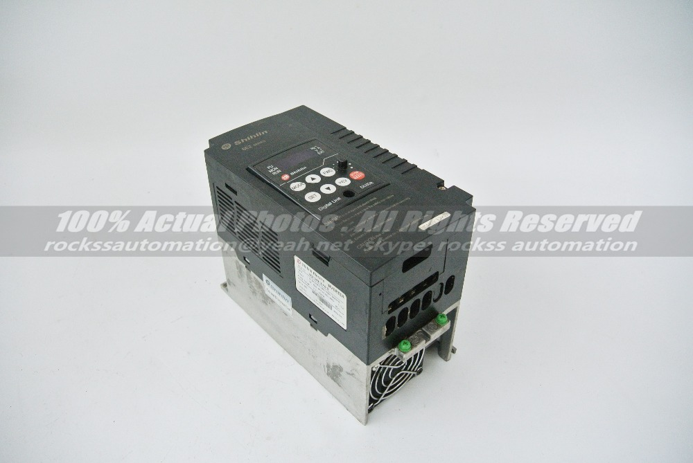 SE2-043-3.7K-D Used In Good Condition With Free DHL / EMS dhl ems ls lg inverter sv022ig5a 2 220v 2 2kw good in condition for industry use a1