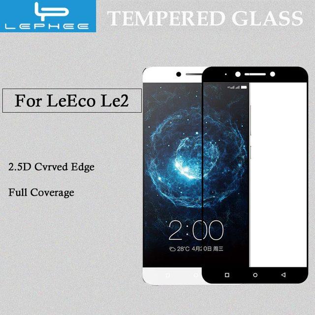 Lephee Стекло для LeEco Le2 Le 2x527 закаленное Стекло Le S3 X622 X626 полное покрытие Плёнки Экран протектор leTV Le эко X527 Le2 Pro