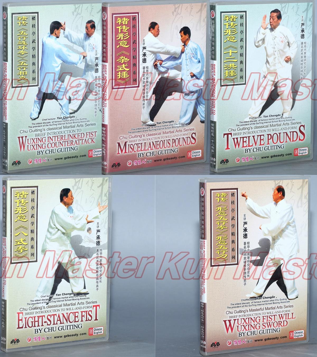 Essential Series Of Sha Guozheng's Xingyi And Bagua Chinese Kung Fu