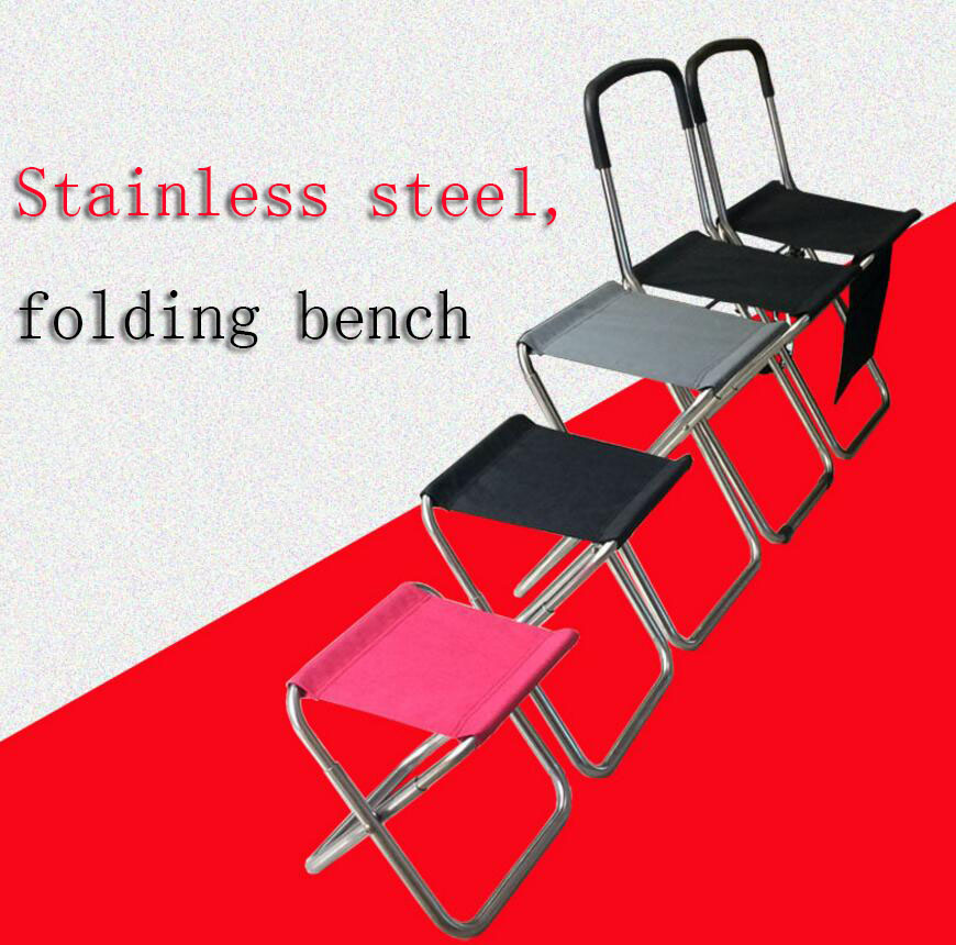 Admirable 1Pc Portable Adult Fishing Folding Chair Outdoor Sketch Train Small Bench Stool Military Mazza Stool Sy30D5 In Beach Chairs From Furniture Bralicious Painted Fabric Chair Ideas Braliciousco