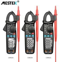 MESTEK CM82A/CM82B/CM82C auto clamp meter pince multimetre AC/DCpinza amperimetrica digital