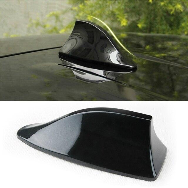 Verbesserte Signal Universal Auto Shark Fin Antenne Auto Dach FM/AM Radio Antenne Ersatz für BMW/Honda/ toyota/Hyundai/Kia/etc