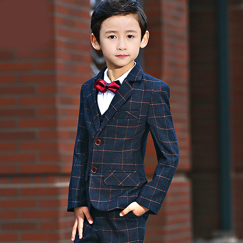 9bf94fccccc3b High Quality 2018 New Arrival Fashion Baby Boys Kids Blazers Boy Suit For Weddings  Prom Formal. sku: 32885994613