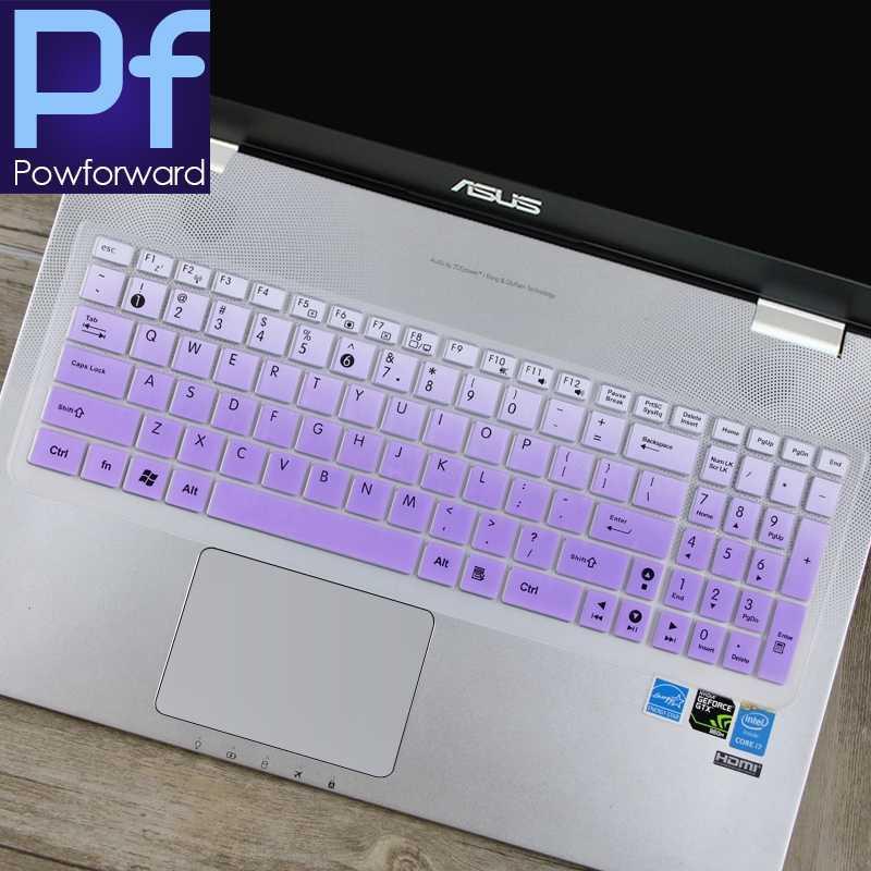 15.6 polegada Notebook Protetor Tampa Do teclado para Asus ROG X556U X556UR X556UB X556UQ X556 x555ld x555lf X555 x554l Gaming Laptop