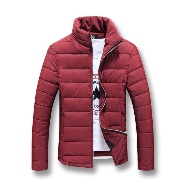 Moda Baixos Homens Jaqueta de Inverno E Parka Homens Jaqueta Casual casaco 2016 Jaqueta Bape Jaqueta Com Zíper Roupas Masculinas Colete Hombre