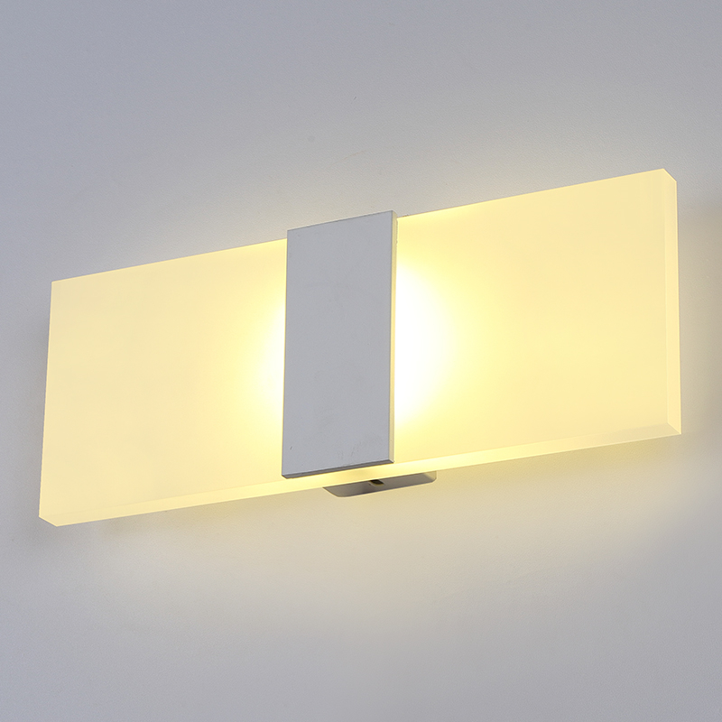 nordic designer wall lamp contemporary design bathroom led mirror wall light fixtures modern home lighting decoration