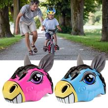 3-8 Years Childrens Bike Helmets High Density PC Cartoon Skating Child Cycling Riding Kids Bicycle Protector For