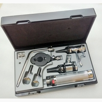 Professional Medical Diagnositc Multi Function Kit Ear Care Otoscope Ophthalmoscope Diagnosis Oral Oral Endoscope