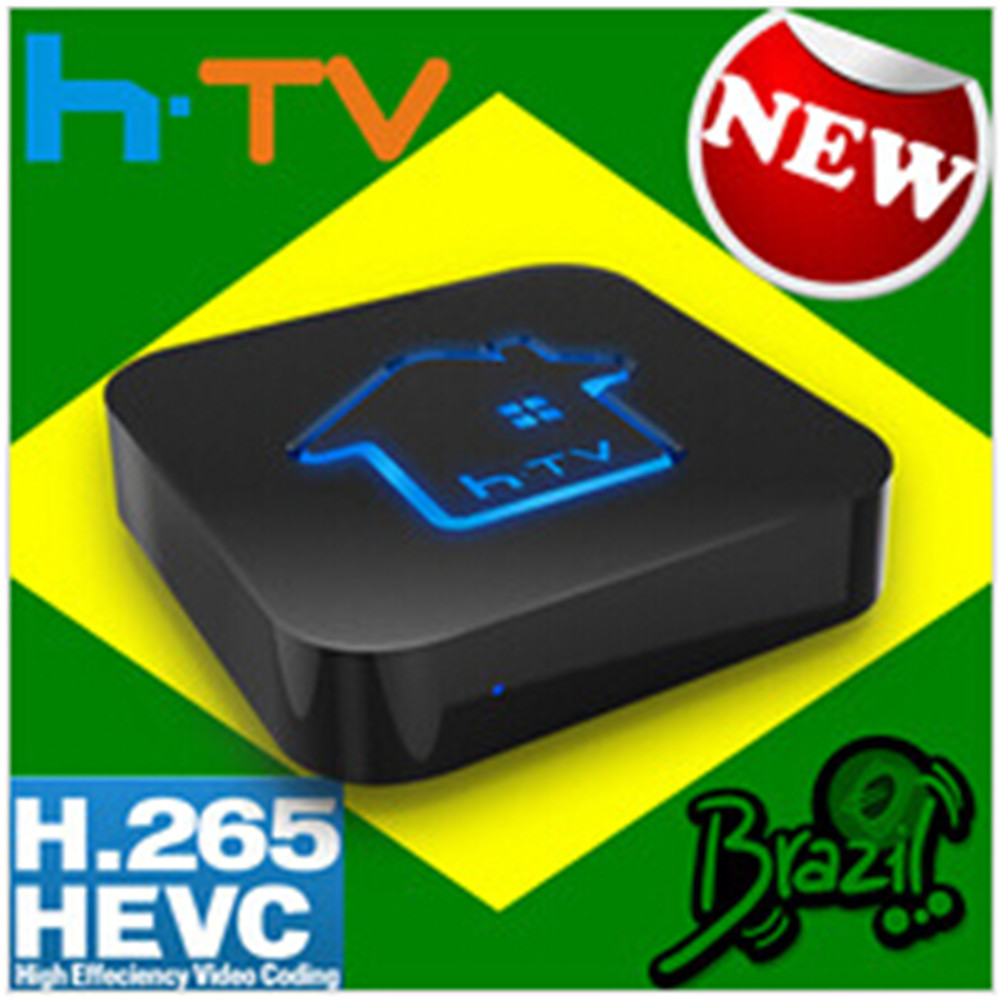 10 pc/lote HTV CAIXA HTV3 CAIXA H  3 TV Streaming de IPTV