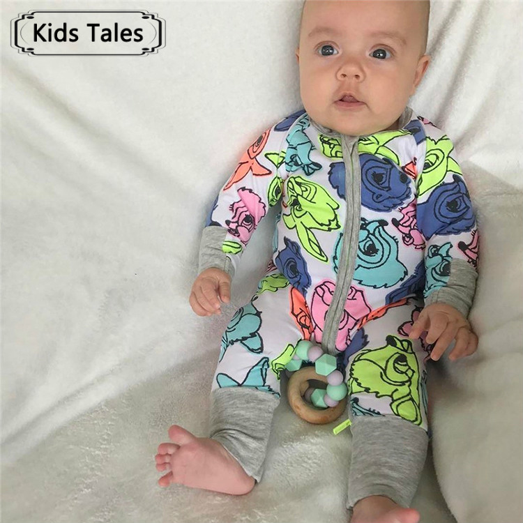 Baby Romper Autumn Girl Clothes Sets Cotton Newborn Baby Clothes With Long Sleeve Baby Boy Clothes 2017Roupa Bebe Overalls SR238 newborn baby clothes winter long sleeves with feet baby boy girl clothes babies overalls ropa de bebe infant product baby romper