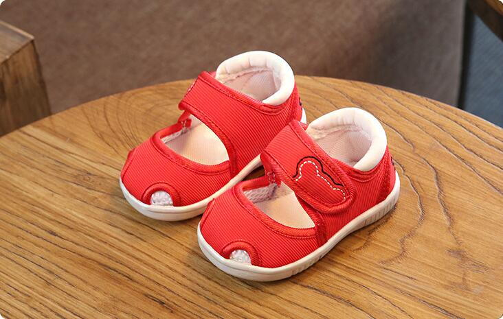 2018 summer new baby shoes boys and girls shoes breathable soft bottom baby  sandals free shipping ey2940 shoes baijiami 2017 new children solid breathable slip on pu casual shoes boys and girls spring summer autumn flat bottom shoes