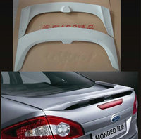 Osmrk new style unpainted ABS tail wing trunk presure rear spoiler for ford mondeo 2006 2010