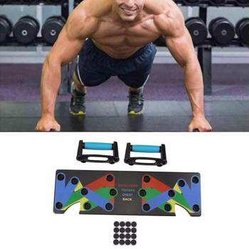 Men Women Push-up Stands Body Building Training System Home Equipment