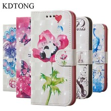 KDTONG Case sFor Samsung Galaxy S10E S10 Plus Flip Leather Magnetic Walte Card Cover For S 10 Capa