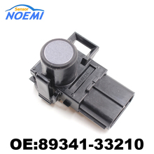 Free Shipping and Fast Delivery High Quality 89341-33210 PDC Parking Sensor Reverse Assist For Toyota Genuine! OEM 188400-2120