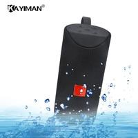 New Waterproof Bluetooth Speaker Outdoor Bicycle Portable Subwoofer Bass Wireless Speakers Mini Column Box Loudspeaker FM
