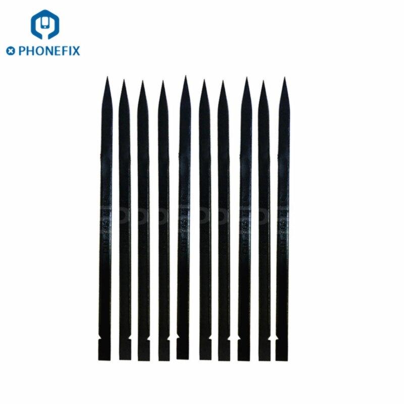 PHONEFIX Nylon Plastic Black Anti-Static Spudger Opener Professional Opening Tool For IPhone IPad Tablets PC Repair Tools Kit
