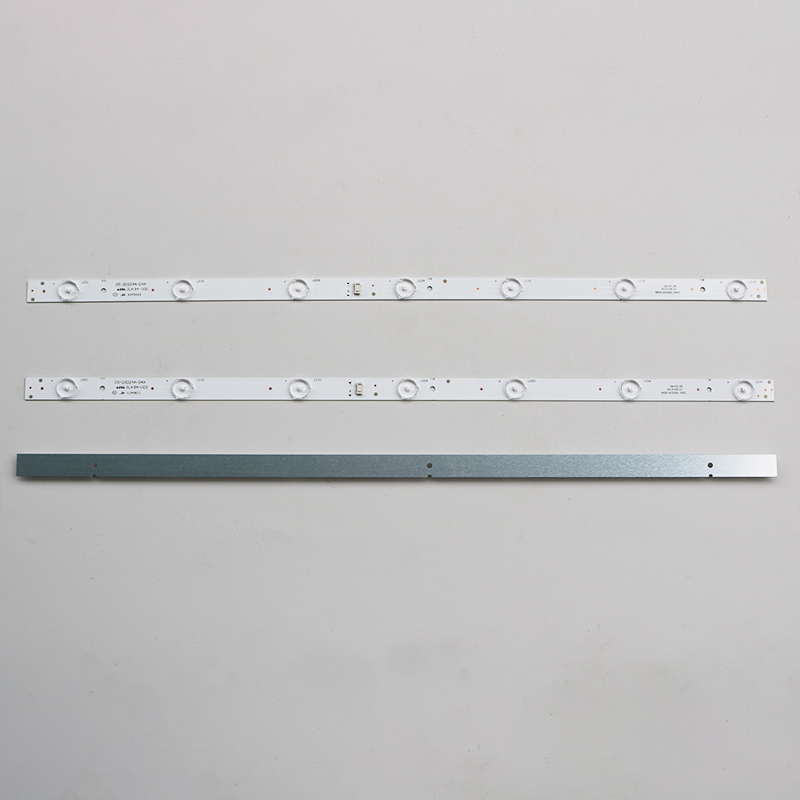 3 PCS/set Original New LED Backlight Strip For Skyworth 5800-W32001-3P00 05-20024A-04A For LC320DXJ-SFA2 32HX4003 7LED 605mm