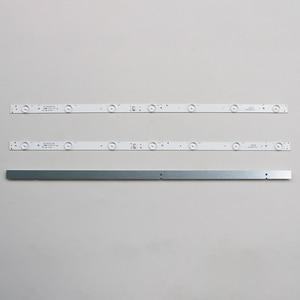 Image 1 - 3 Pièces/ensemble Original Nouveau LED bande de rétro éclairage pour skyworth 5800 W32001 3P00 05 20024A 04A pour LC320DXJ SFA2 32HX4003 7LED 605mm