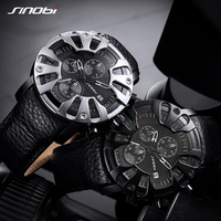 Mens Sports Watches S Shock Quartz Watches Creative Eagle Claw Man Leather Military Waterproof Watches Relogio Masculino