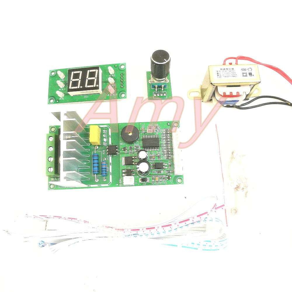 Spot Welder Control Panel, Battery Spot Welder Controller  BTA100