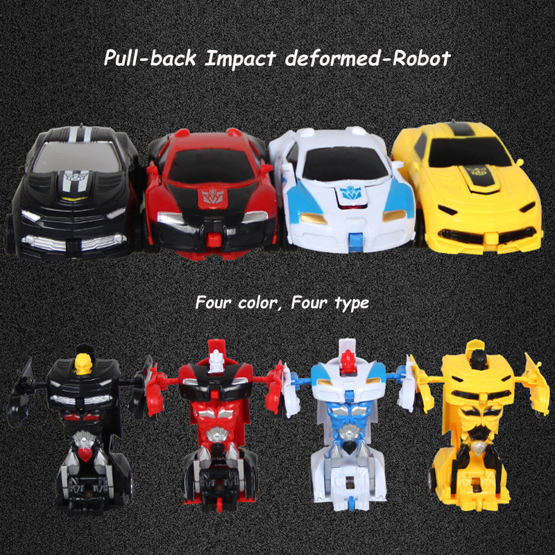 2017 Promotion Unisex Finished Goods The New Fun Deformation Of Car Can Be Deformed Crash Into A Automatic Walking Boy Girl Toy the integration of ethnic kazakh oralmans into kazakh society