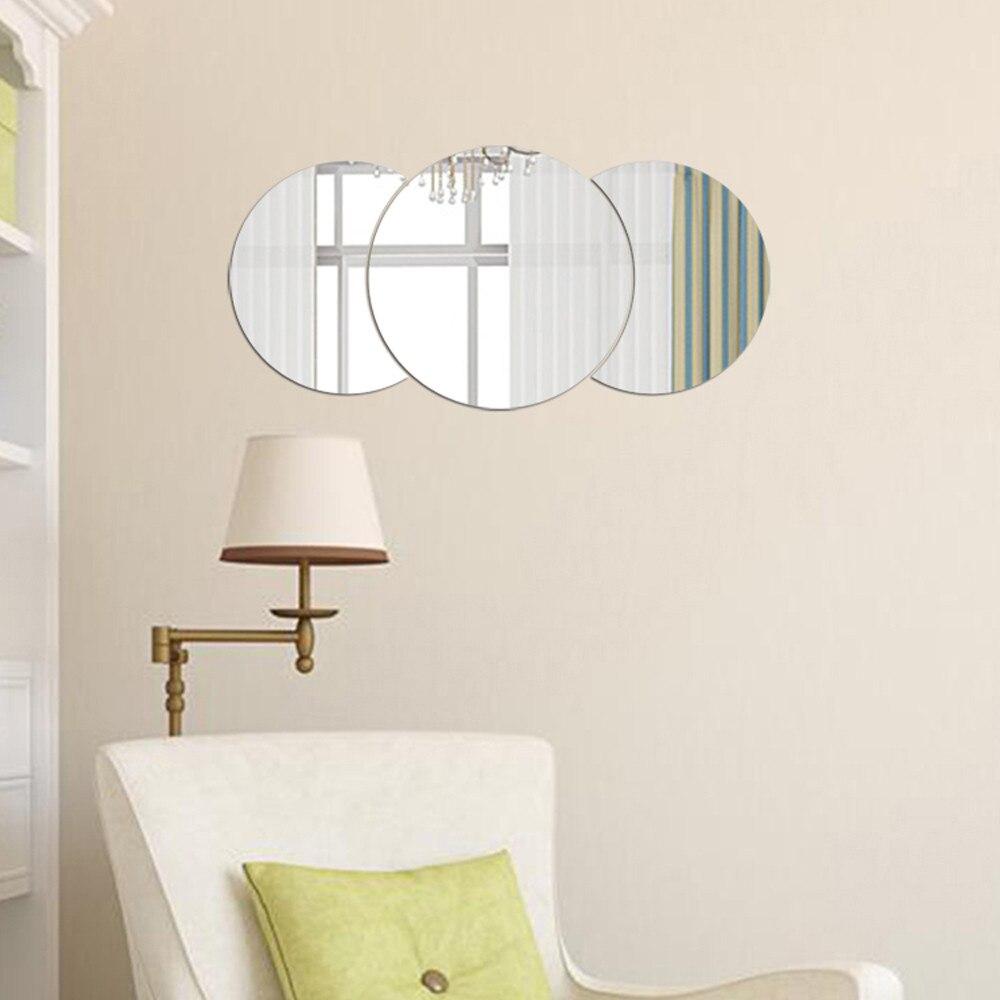 On Line Get Barato Espelho 3d Adesivos De Parede Aliexpress Com  ~ Espelho Grande Para Quarto Barato