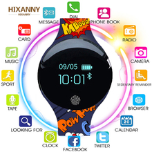 Color Touch Screen Smartwatch Motion detection Smart Watch Sport Fitness Men Women Wearable Devices For IOS Android Reloj mens