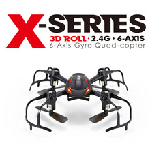 2016 Mais Novo micro rc drone X902 Aranha X-SERIES 2.4G 4CH 6 Eixo RC Quadcopter Helicóptero Mini Flip 3D Robô de Controle Remoto brinquedos