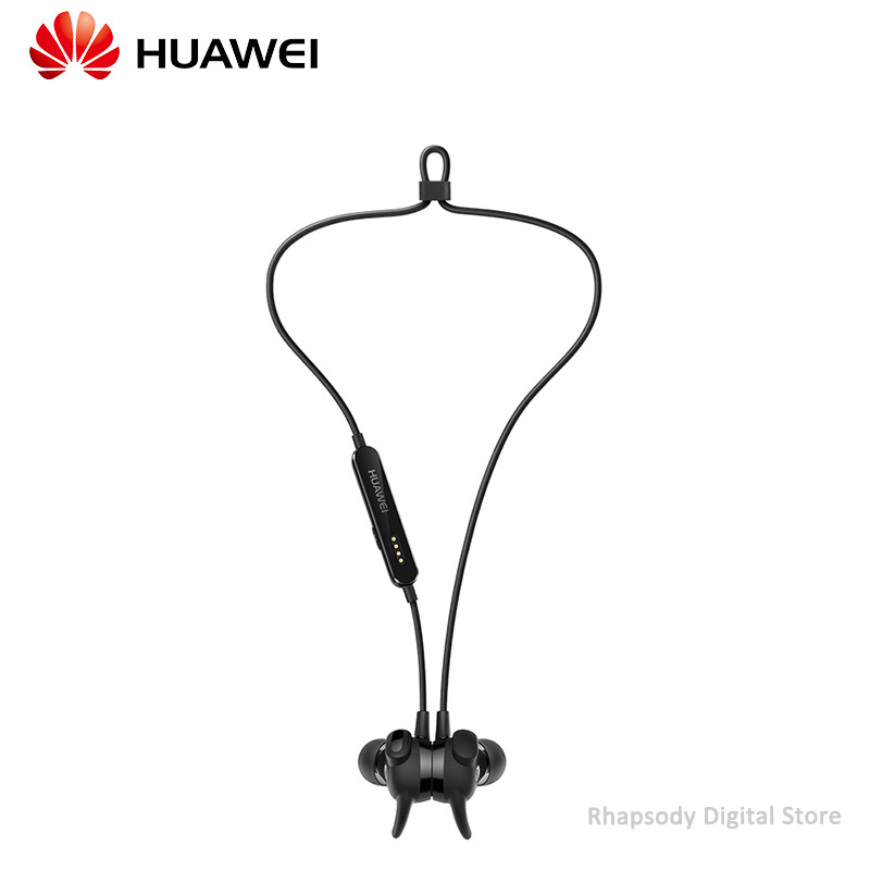 Original Huawei Sports Heart Rate Bluetooth Headset AM-R1 Running Real-time Monitoring In-ear Wire Control In stock free shippi real time patient tele monitoring system using labview
