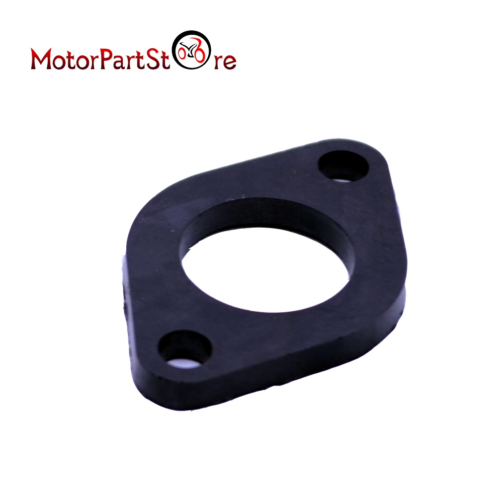 Intake Manifold Spacer Gasket For GY6 150cc Motorcycle Moped Scooters Motorbike D10