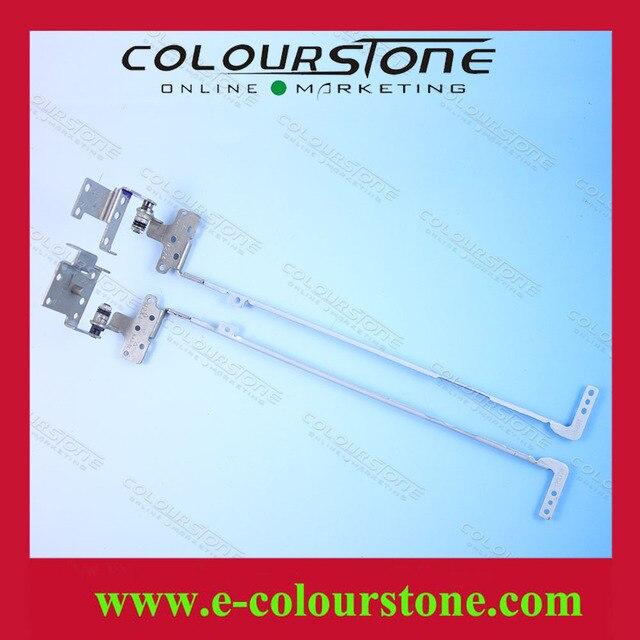 Бесплатная доставка жк-ноутбук петли для Asus K43 K43E K43BY K43SA серии L + R 13GN3R10M030-1 130N3R10M040-1