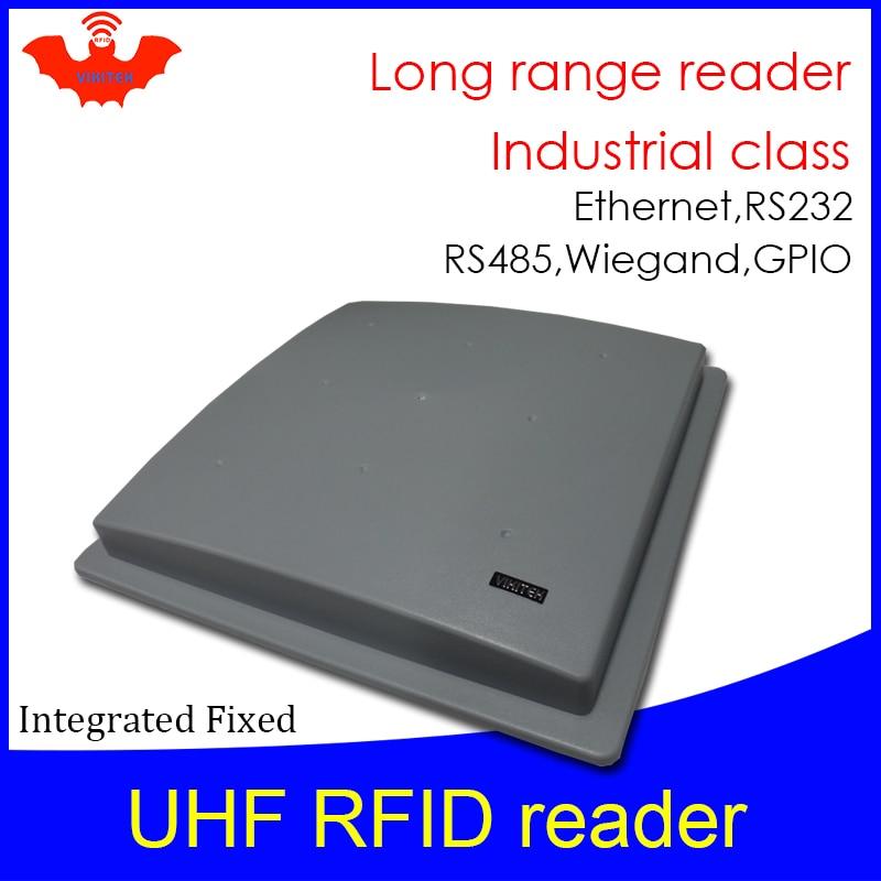 Lecteur UHF RFID milieu de gamme (plus de 6 m) VIKITEK 61M - Sécurité et protection - Photo 1