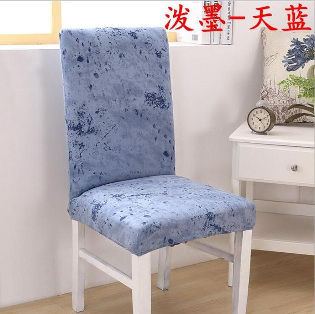 Amazing Us 1 68 5 Off Chair Covers Spandex Stretch Covers For Kitchen Chairs Universal Chair Cover With Back For Wedding Computer Decoration In Chair Cover Creativecarmelina Interior Chair Design Creativecarmelinacom