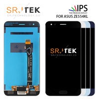 Original 5.5'' 1920x1080 Super IPS LCD For ASUS Zenfone 4 ZE554KL LCD Display Touch Screen Digitizer Replacement Parts