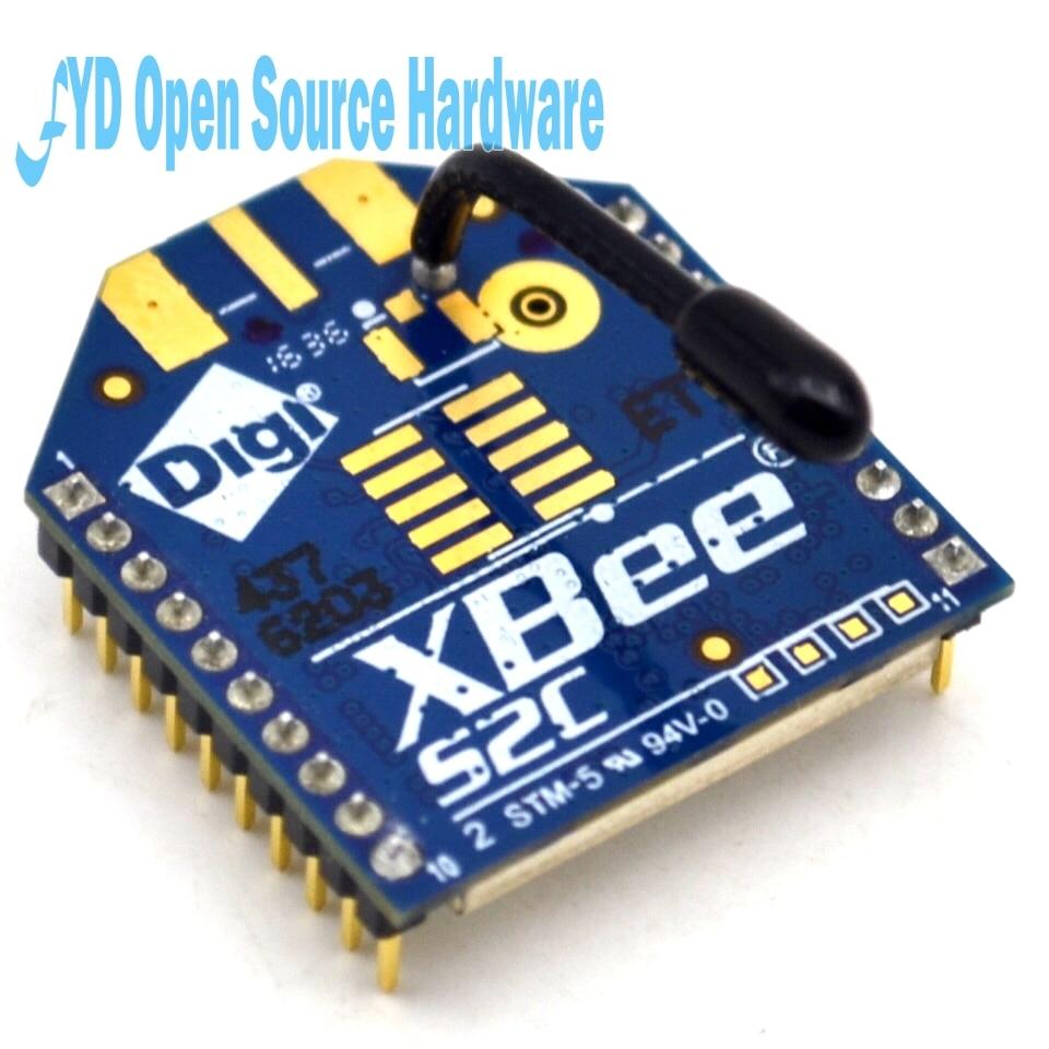 US $21.5 14% OFF|XBee module Series upgrade S2 S2C Zigbee module wireless on