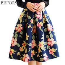 Женская юбка BEFORW 4 2016
