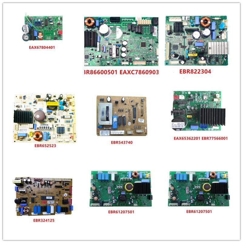 EAX67804401/EBR86600501 EAXC7860903-1/EBR822304/EBR652523/EBR543740/EAX65362201/EBR324125/EBR61207501 Used Good Working