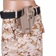 2017 חדש הגעה CQC M92 1 סט אקדח אקדח נרתיק פולימר ABS פלסטיק מותניים חגורת אקדח נרתיק fit Airsoft ימין יד