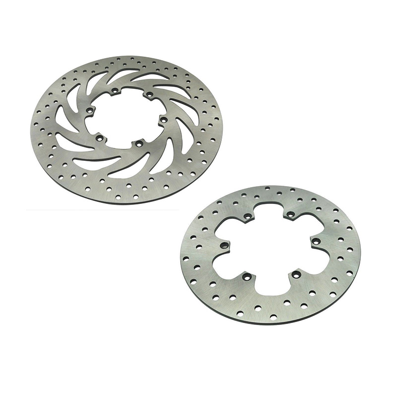 LOPOR Motorcycle Rear Brake Disc Rotor For BMW F 650 Funduro ST GS 93-00 G 650 GS 07-09 APRILIA Pegaso 650 i.e 01-04