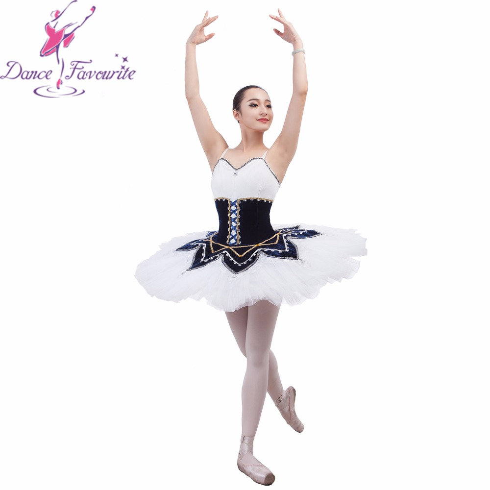 Customer size made professional ballet tutu girl dance tutu adult women dance costume ballet tutu classical dance costume tutu