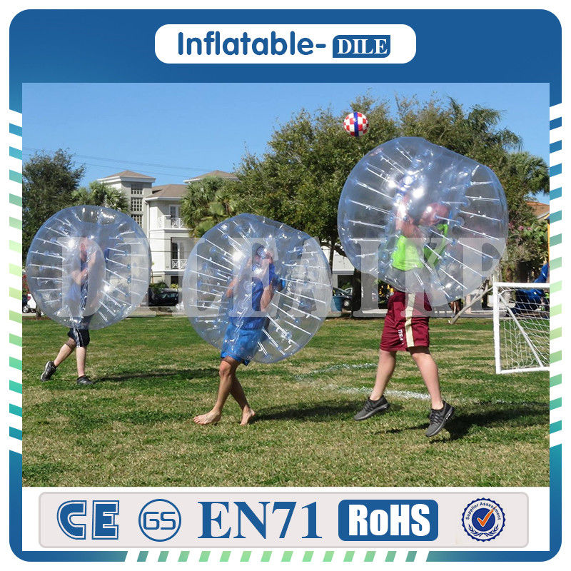 Free Shipping Inflatable Bumper Bubble Soccer Ball 1.5m Giant Human Hamster Ball For Sale