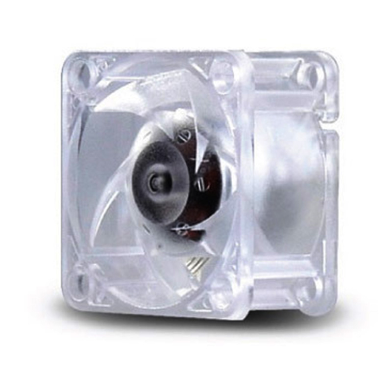 Ultra-silence F-46 MINI 4 cm cooling <font><b>fans</b></font> 12 v <font><b>40</b></font>*<font><b>40</b></font>*20 <font><b>mm</b></font> 5 whirlwind leaf Crystal 1 u case radiator north and south bridge image