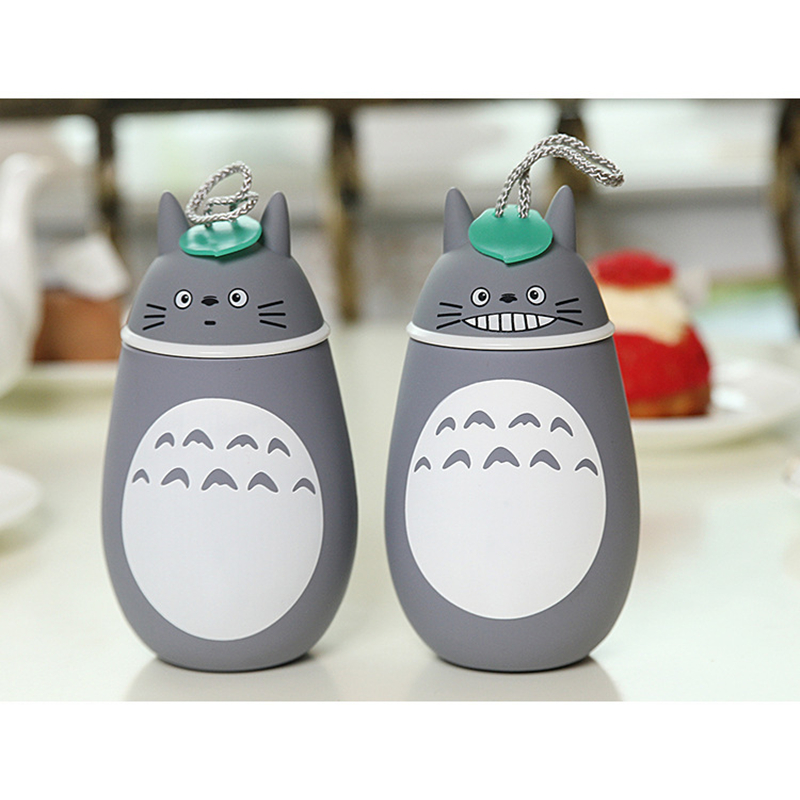 ff76ada4d1 Strange New Especially Cat Flower Double deck Fashion Water Bottle Children  Originality Cartoon Manufactor Customized canteen-in Water Bottles from  Home ...